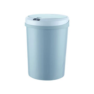 PANDUN Intelligent induction trash can home living room kitchen bedroom bathroom creative automatic electric trash can with lid
