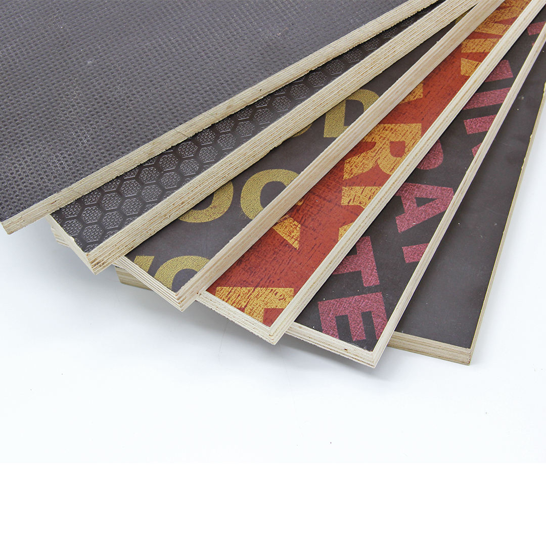 Plywood Construction 18mm 20mm 21mm 22mm Construction Concrete Shutter Board Plywood