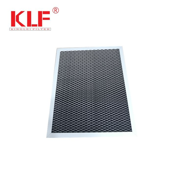 "microwave carbon filter 4"" x 8-5/8"" x 3/8"""