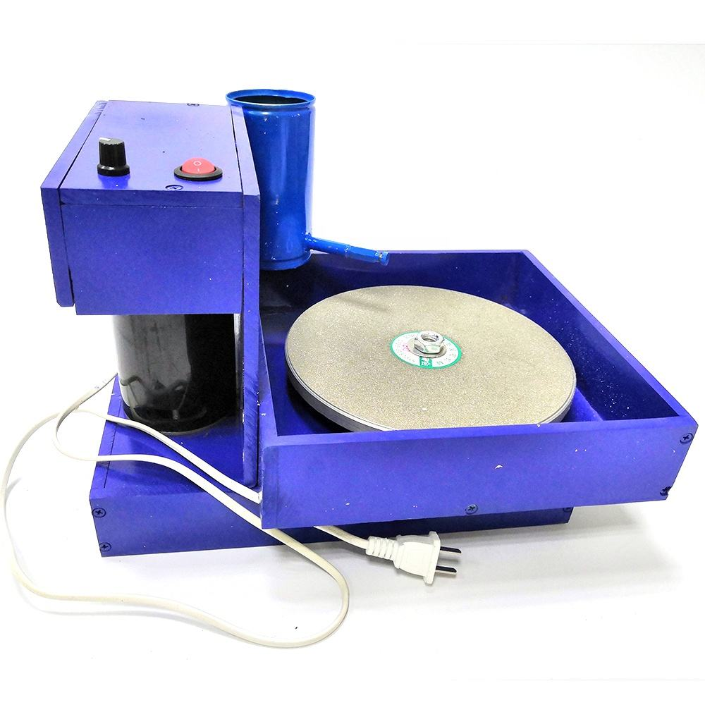 Lapidary Machine Gemstone Cutting Machine Gem Grinding Machine