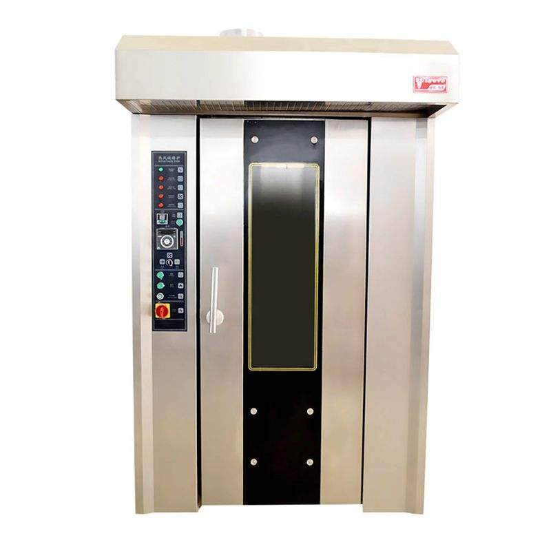 Best quality OEM rotary oven price electric rotary oven bakery equipment
