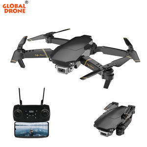 2019 2.4g GD89 1080p foldable rc drone toys fpv folding quadcopter with hd cam follow me vs e58 drone