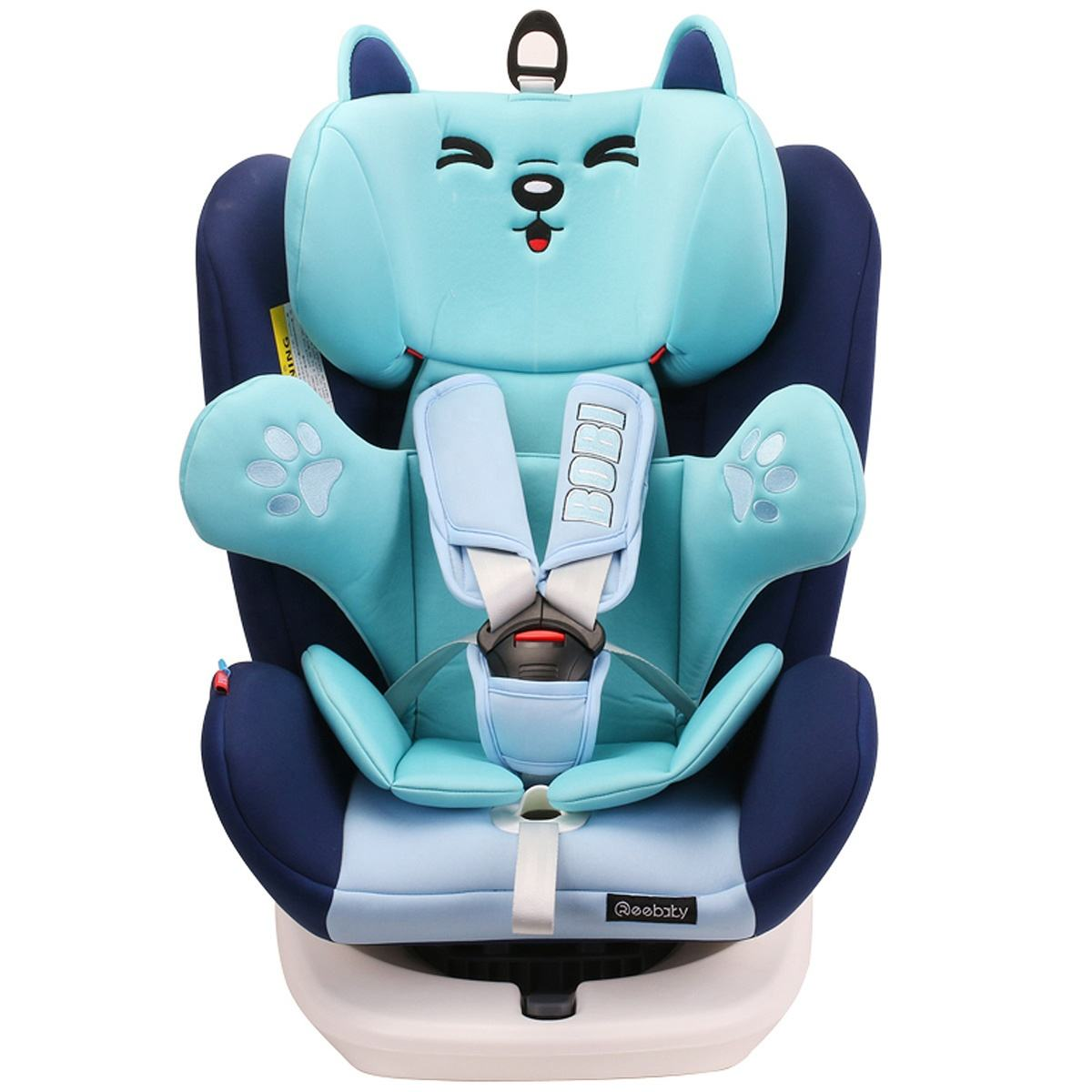 360 degree rotation child seat/baby car seat with isofix