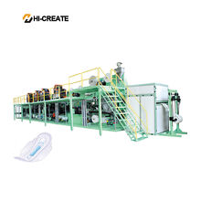sanitary pad Machine sanitary Towel
