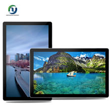 21.5 Inch LCD panel Wall Mounted digital signage Touch screen with Android wifi  advertising player