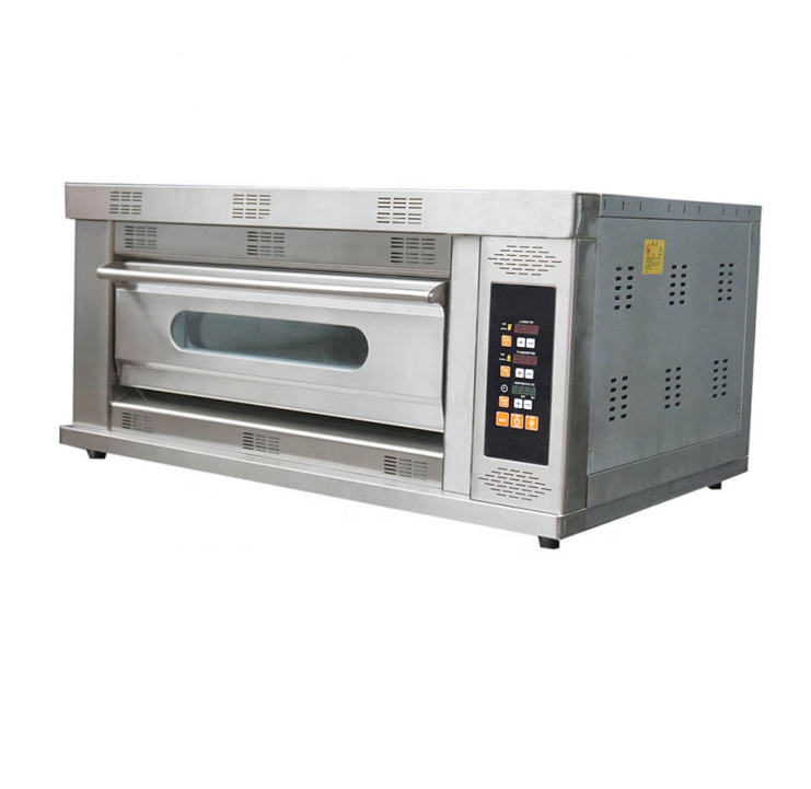 2 deck stone oven for pizza duck roasting oven electric roast chicken machine for sale high quality pizza oven