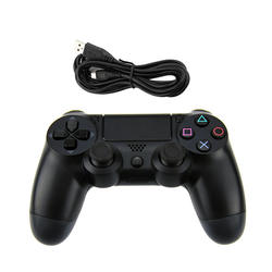 Wired Ps4 Controller For Double Shock 4 Wired Controller PS4 Wired Gamepad Joystick for PS4/PS3//PC