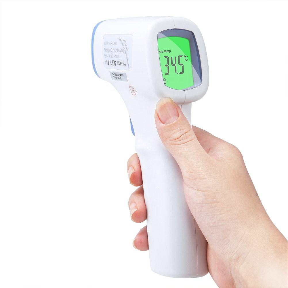 Wholesale Medical Digital Baby Non-Contact Infrared Forehead Thermometer