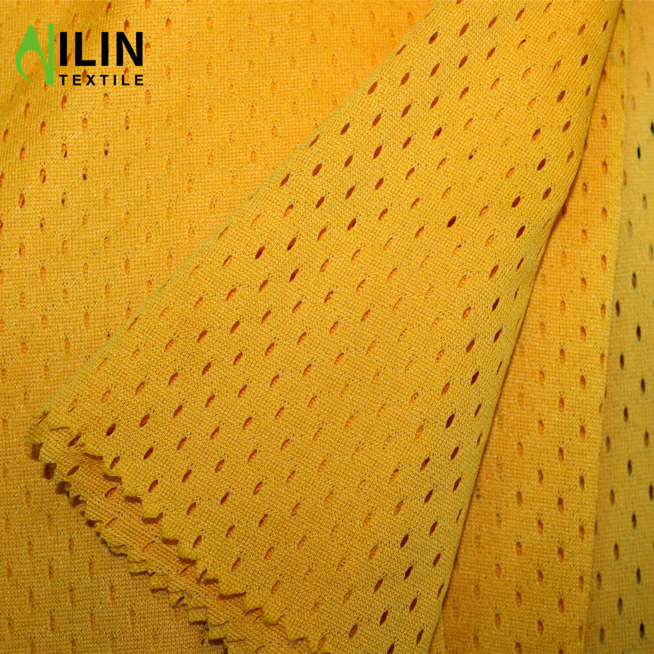 Wholesale fabric 100 polyester sportswear mesh fabric
