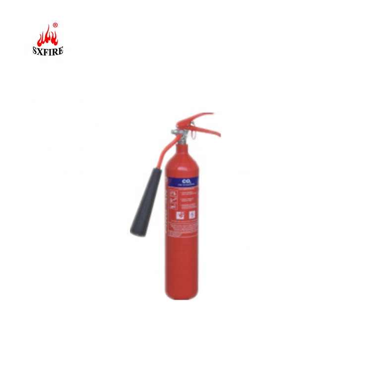 2KG CO2 Aluminum steel Fire Extinguisher