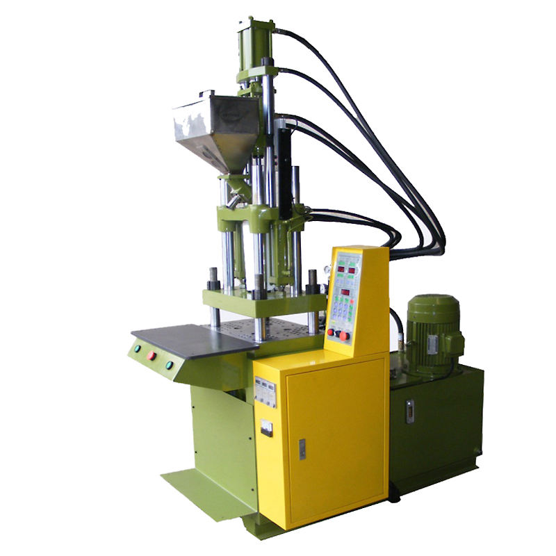 Small Vertical PVC Plastic Injection Molding Machine