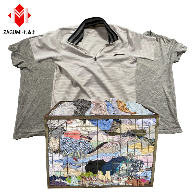ZAGUMI Branded Bags Second Hand India Bales Mixed Used Clothing Japan With Fair Price