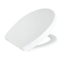 Chinese Custom Made Slow Close UF WC Toilet Seat