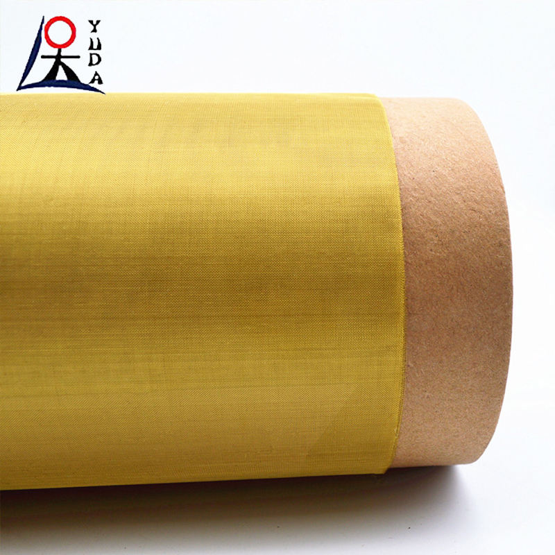 Factory Best price plain weave fine pure copper screen mesh/brass wire mesh