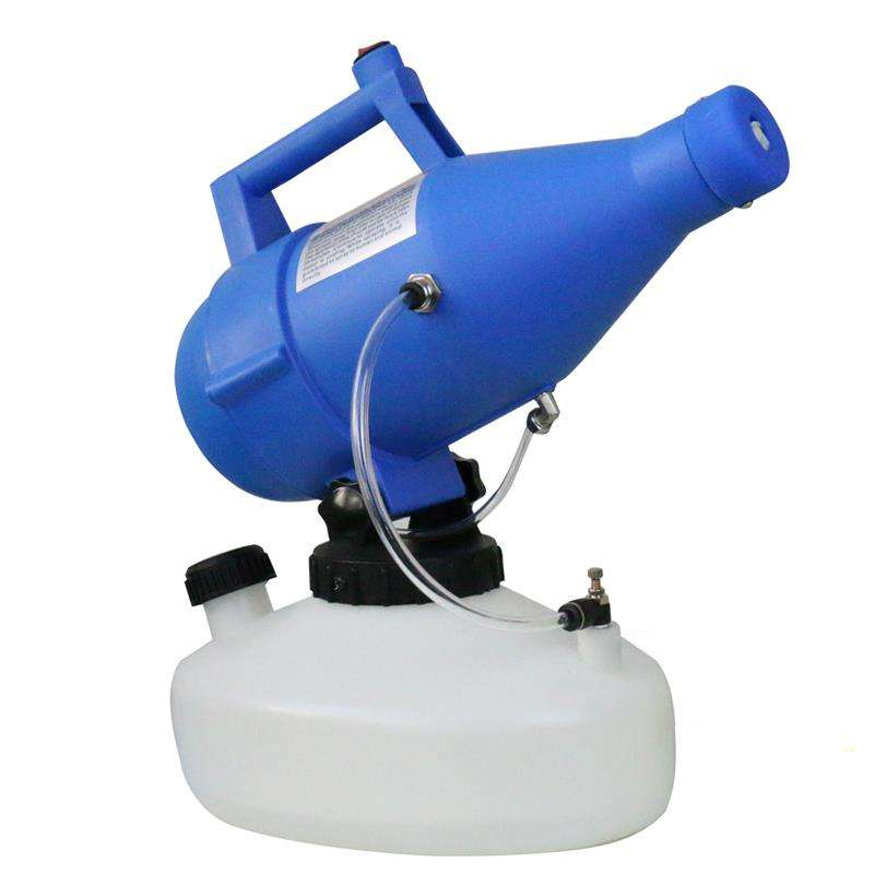 Manufacturer ulv portable electric plastic garden blue pump sprayer for spruzzatore use