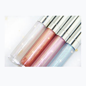 4 farben lange anhaltende lipgloss creme private label lip gloss anbieter
