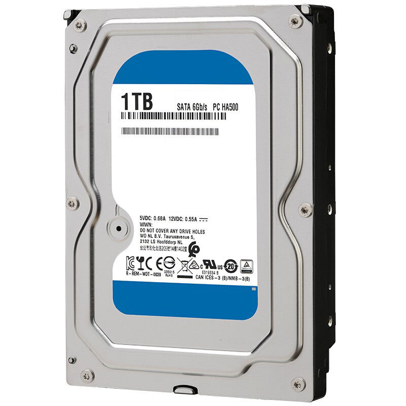Cheap 3.5'' Refurbished Hard Drive 500GB/1TB/2TB with warranty HDD external Hard Drives for Desktop SSD Hard Disk