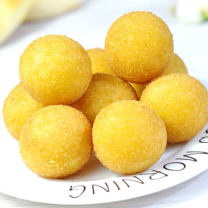 Wholesale sweet potato balls chinese famous Frozen snacks Creative dessert Special creative nutrition breakfast