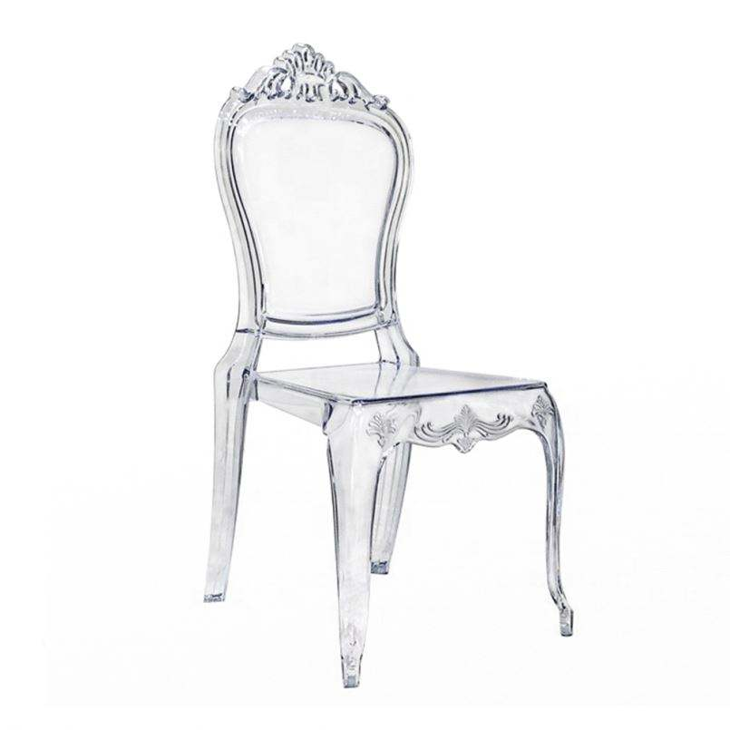 Event Acrylic Ghost Chair Transparent Wholesale