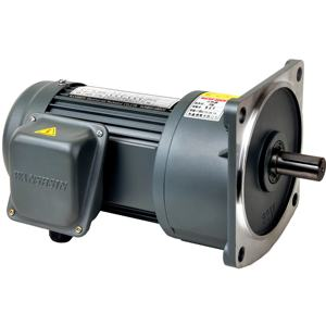 220VAC Motor 400W 3 phase Medium horizontal helical gear reducer with 28mm shaft/Helical Gearbox Synchronous AC Gear Motor 220V