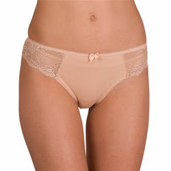 High Quality Low MOQ Lace Floral Ice Silk Panties Plus Size Women Underwear Ladies