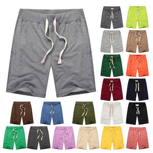 20 colors good quality cotton blend wholesale men' shorts running gym sport beach pants Board summer panties hot shorts