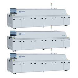 Factory Made Network Rail Transfer System Reflow Oven 8 Zone