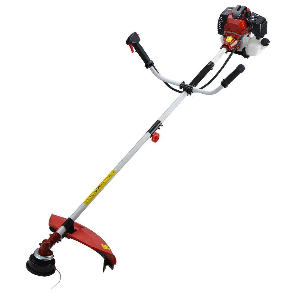 2 stroke 52cc gasoline grass trimmer 520 split brush cutter attachment for trimmer weed eater