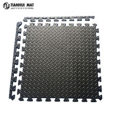 free sample Tianhui wholesale black interlocking foam eva floor mat