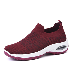 Wholesale ladies fashion casual lightweight platform women shoes sneakers