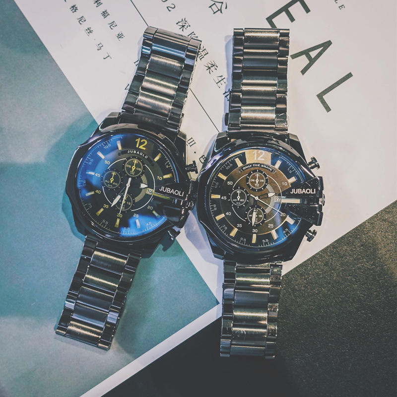 Watch Male Disk Super Large Mechanical Watch Overbearing Special Soldier Dermal Chao Male Waterproof Quartz Watch