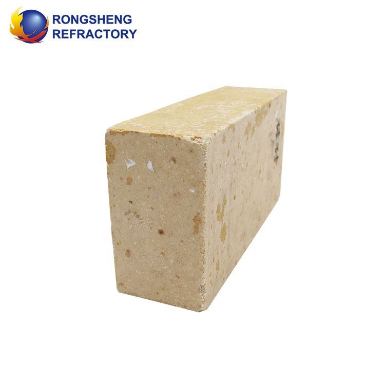 High Grade Alumina Silica Refractory Brick For Coke Oven