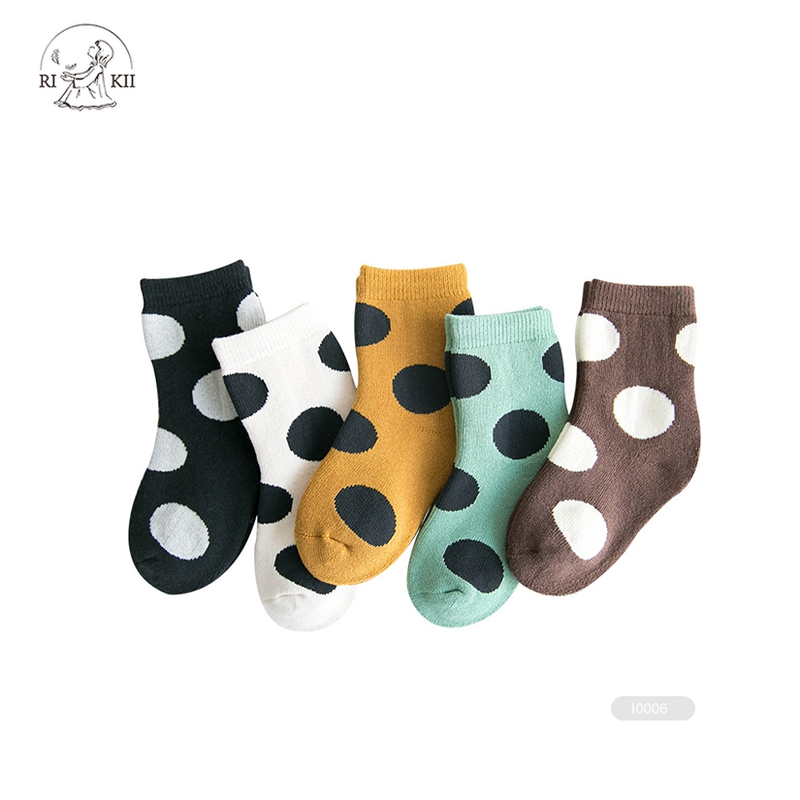 JD- I008 baby socks newborn kids cotton socks 100% organic cotton baby socks