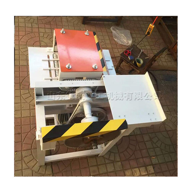 220v flushing saw equipment 4kw high performance slat edge saw device Automatic wood board multi saw