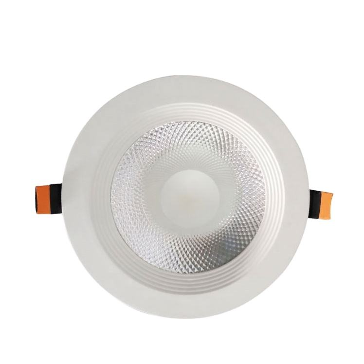 2021 New Design Different Reflectors Anti-glare 7W 10W 15W 20W 30W Round Ceiling COB Led Downlight