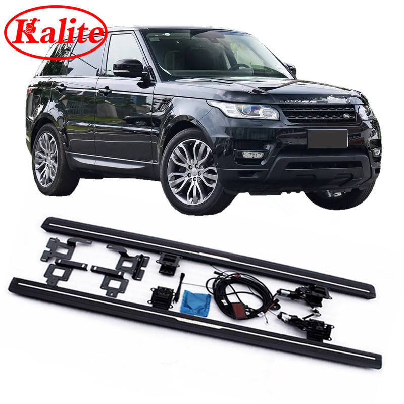 klt-A-086 High quality SUV Auto parts Aluminum Alloy Electric side step pedal for range Rover Sports Edition