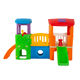 Children Indoor Playground Plastic Toys Slide Combination