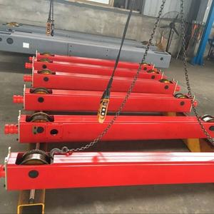 Motorized End Carriage of EOT Crane for Long Travelling