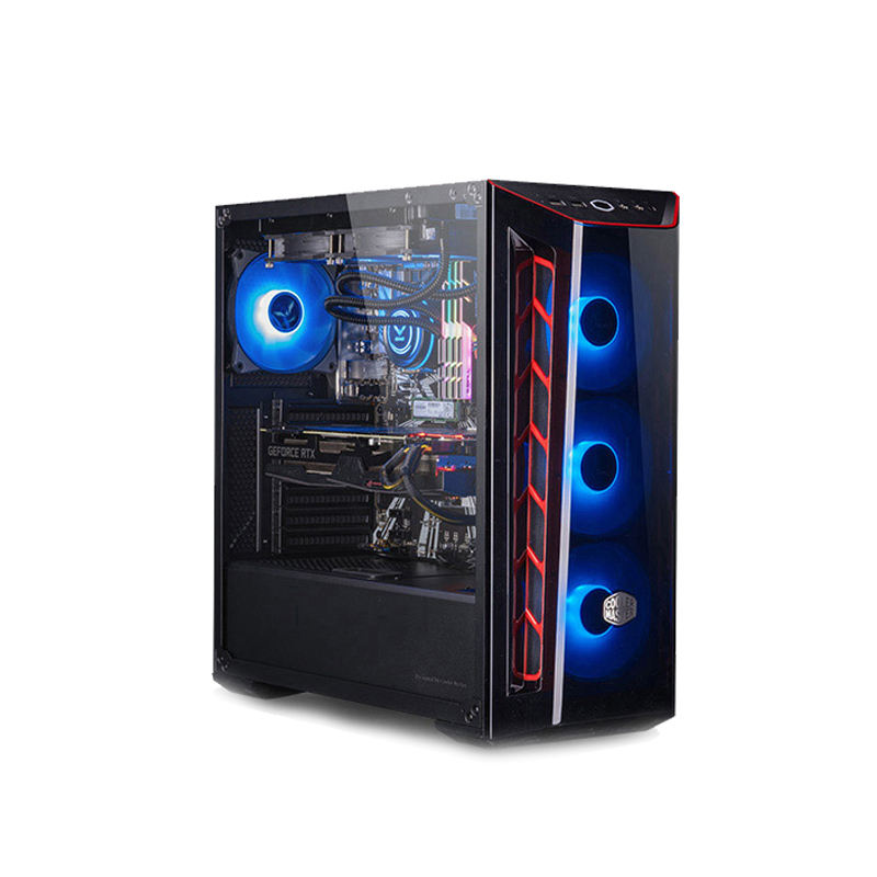 Ipason High End Ddr4 16G 3200Mhz Power Versorgung 550W 512G Nvme Ssd Intel Prozessor Core I7 cpu Rtx 2080 Super Pc Gaming Computer