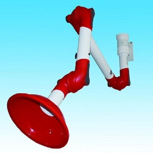 Ceiling and Wallmount Fume Extraction Arm/Laboratory Fume Exhaust Arm
