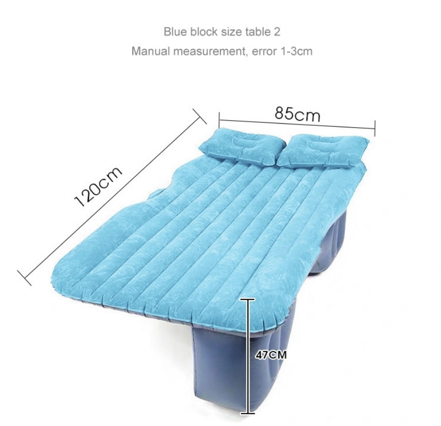 One-Stop Service [ Inflatable Bed ] Inflatable Mattress For Car Not Leaking High Quality Custom PVC Inflatable Car Air Mattress Inflatable Air Bed For Car
