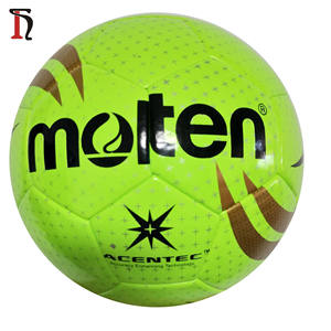 futsal ball molten wholesale good quality TPU laminated low bounce colorful custom Molten futsal ball size 4