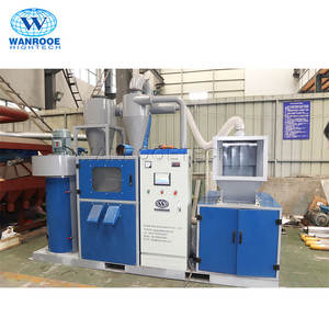 Aluminum Copper Wire Cable Granulator Grinding Recycling Machine with Separator