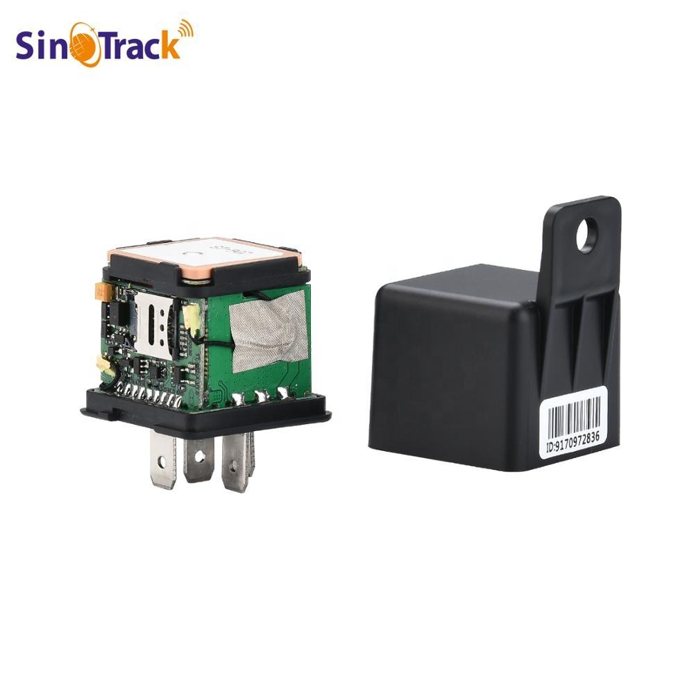 ST-907 Small Car Hidden Tracking GPS Relay China GPS Tracker Manufacturer