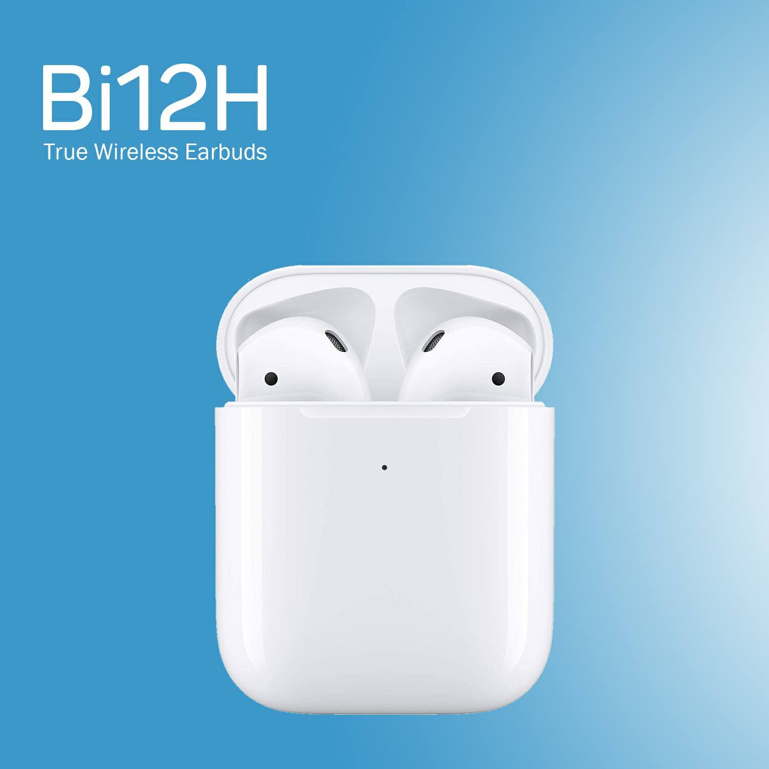 Higher Quality i12 TWS Earphones Wireless Bluetooth Headphone Touch Pad Headset With 13mm Driver Deliver Better Sound