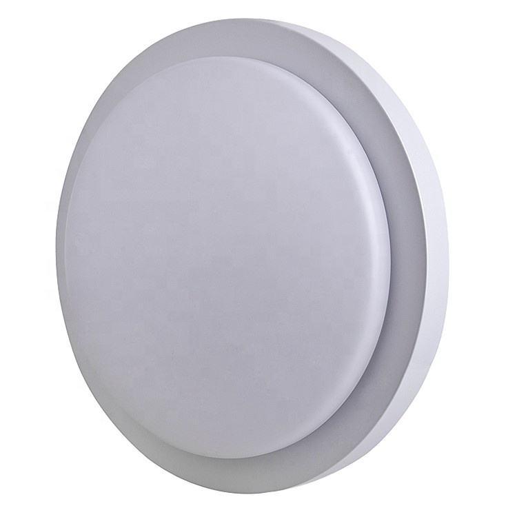 Moderno Montato Superficie Dimmerabile <span class=keywords><strong>RGB</strong></span> Lamp Fixture Rotonda Modificare il Colore del LED Luce di Soffitto