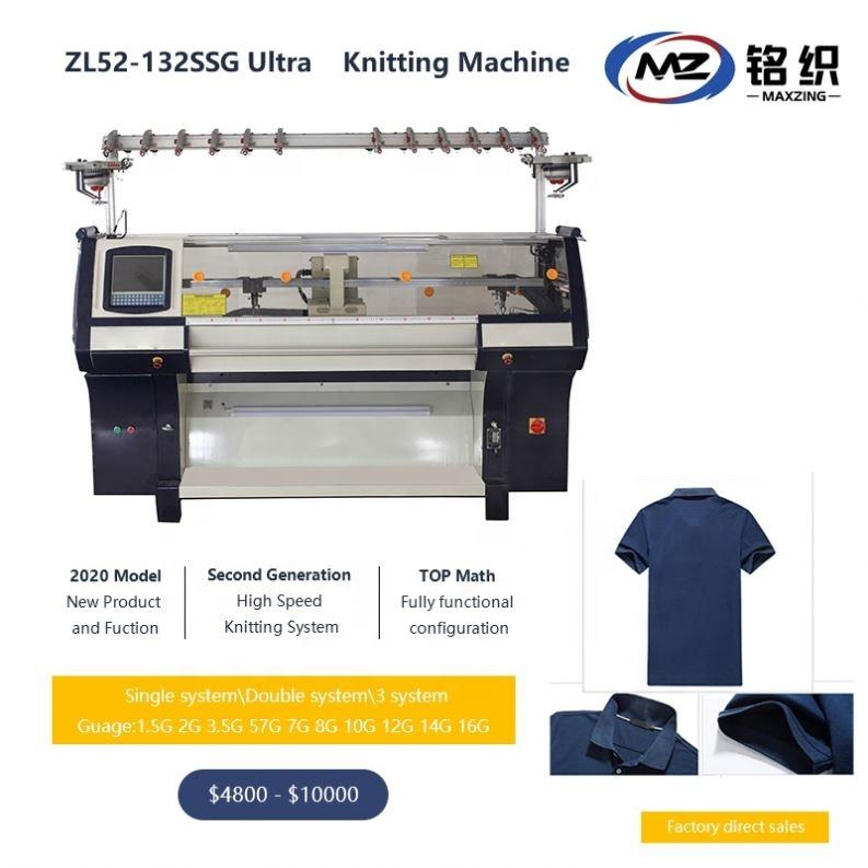 Wholesale Knitting Machine For Polo Scarf And Collar