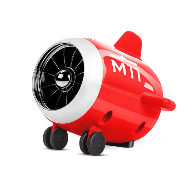 M11 Portable Small Airplane Mini Bluetooth Speakers With TWS Technology Superior And Stereo Sound