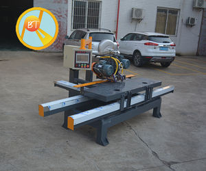 Automatic Tile Cutting Machine for Stone or Ceramic Tiles 2 Blade CNC