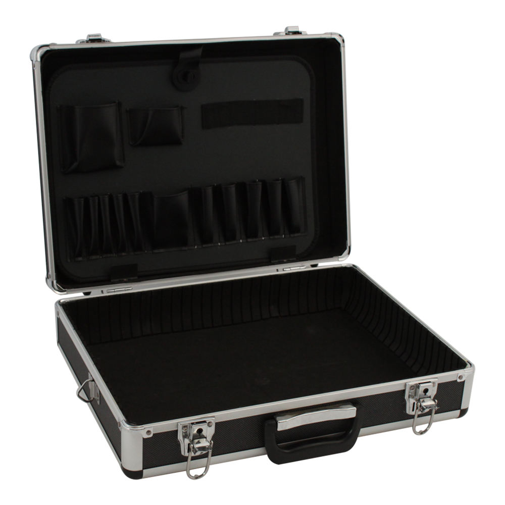 China manufacturer customizable large aluminum flight air shipping case